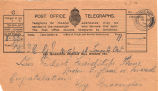 Telegram, 1928 June 18, Toronto, Ont., to Miss Earhart, London, England
