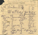 Telegram, 1937 June 12, to Amelia Earhart