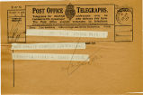 Telegram, 1932 May 22, St. Paul, Minn., to Amelia Earhart, Londonderry