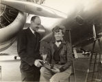 Amelia Earhart and E. Jay Quinby