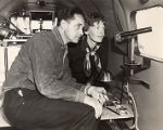 Amelia Earhart and Harry Manning