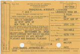 Commercial aircraft license
