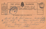 Telegram, 1928 June 18, to Friendship crew