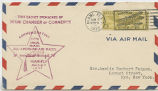 1933 commemorative cover