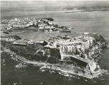 Aerial view of Morro Castle