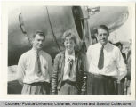 Bo McNeeley, Amelia Earhart, and Captain L.I. Aretz