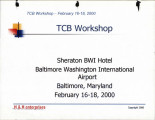 Telecommunication Certification Body (TCB) Workshop