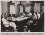 Meeting of the Purdue Board of Trustees, 1939