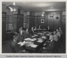 Board of Trustees meeting, 1942
