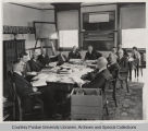 Board of Trustees meeting, 1936