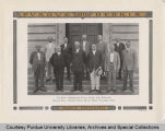 Purdue Board of Trustees with President Stone, 1916