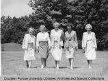 Five women deans