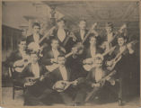 Purdue mandolin, guitar and banjo club