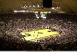 Mackey Arena during a basketball game