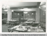 Dormitory dining area