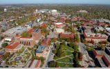 Purdue University. aerial view