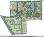 Purdue Research Park map