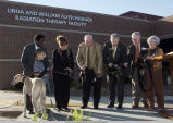 Linda and William Fleischhauer Radiation Therapy Facility