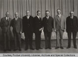Purdue advisory board members posing together