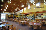 Wiley Dining Court, interior view