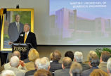 Grand opening of Martin C. Jischke Hall of Biomedical Engineering