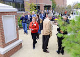 Pet Tribute Garden at Lynn Hall of Veterinary Medicine