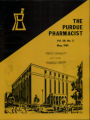 Purdue pharmacist, 1981, v. 58, no. 3