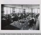 Professor Gordan's bacteriology lab