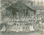 Group photograph of Home Economics conference