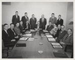 Group photograph of Purdue Extension Council