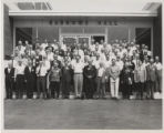 Group photograph at University of Maine