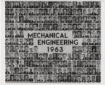 Portrait photographs of Mechanical Engineering class of 1963
