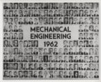 Portrait photographs of Mechanical Engineering class of 1962