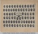 Class of 1906, B.S. in M.E., portrait collage