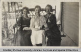 Three women from class of 1920