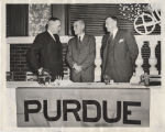 Purdue Alumni Association banquet, Milwaukee, Wisconsin
