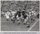 Purdue vs. Illinois, 1954