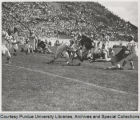 Purdue vs. Nebraska, 1958