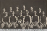 Purdue basketball team, Indiana intercollegiate champions, 1902