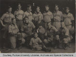 Purdue baseball team, circa 1906