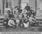 Purdue football team, 1892
