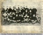 Purdue football team, 1899 or 1900