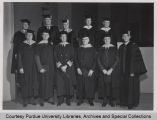 A.A. Potter and Doctors of Engineering at commencement