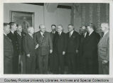 Henry J. Kaiser's visit to Purdue