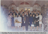 President and Mrs. Hovde, Purdue Alumni Club of Hong Kong