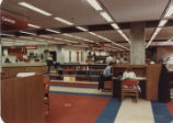 Patrons in Hicks Undergraduate Library