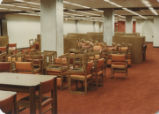 Ground floor of John W. Hicks Undergraduate Library