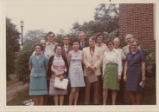 Group portrait of Purdue library staff