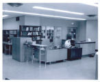 Reference desk in Life Sciences Library