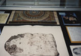 Exhibit on Christopher Columbus in Special Collections Library